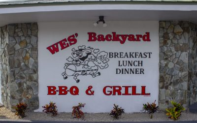Wes' Backyard BBQ & Grill